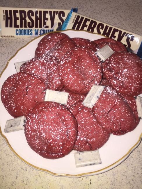 Cookies n_ Cream Red Velvet Cookies 10