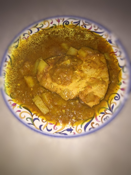 Fish Lemon Gravy 4